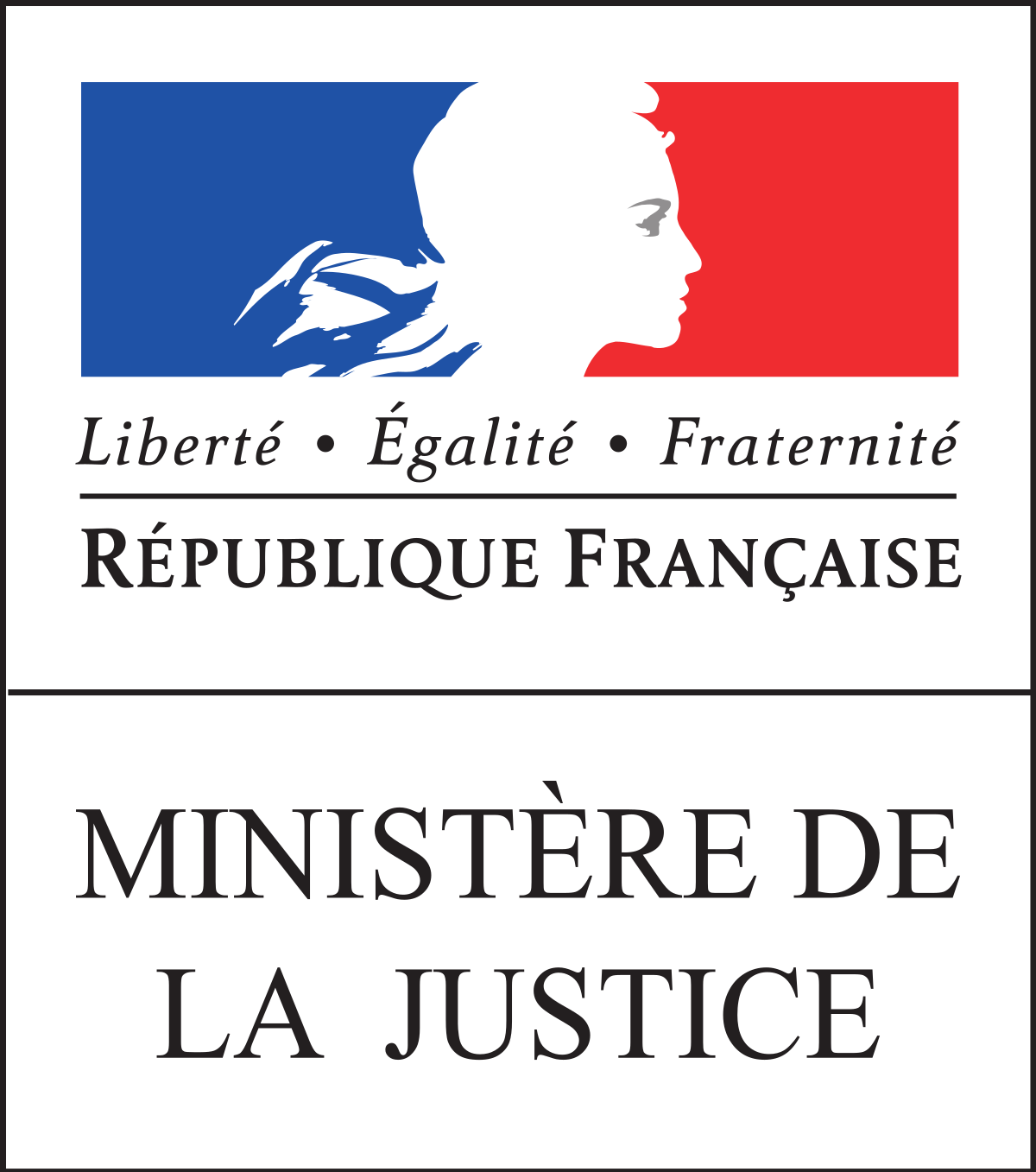 Ministere de la Justice : Official Mail Recording and Management System.